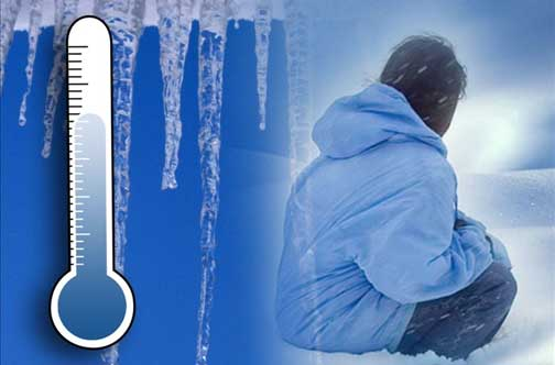 Extreme Cold Safety Tips What Is Wind Chill New Haven
