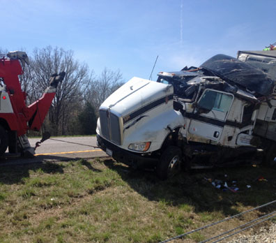 Tragic Easter Morning I-44 Crash Caused By Wrong Way Driver